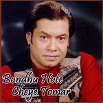 Tumi Emoni Jaal Petecho - Bondhu Hote Cheye Tomar
