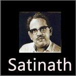 Akash Eto Meghla - Satinath